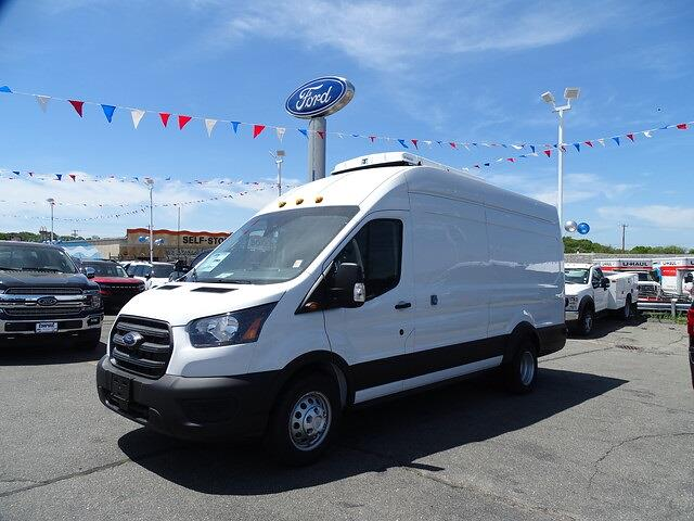 2020 Ford Transit 350 HD High Roof DRW 4x2, Empty Cargo Van #F1778 - photo 1