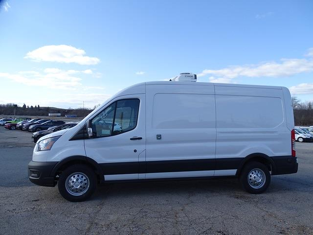 2020 Ford Transit 350 Med Roof AWD, Thermo King Direct-Drive Refrigerated Body #F1781 - photo 3