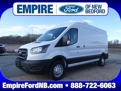 2020 Ford Transit 350 Med Roof AWD, Empty Cargo Van #F1781 - photo 1