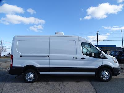 2020 Ford Transit 350 Med Roof AWD, Thermo King Direct-Drive Refrigerated Body #F1781 - photo 6