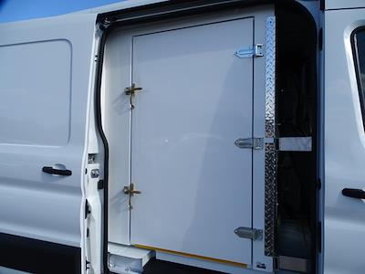 2020 Ford Transit 350 Med Roof AWD, Thermo King Direct-Drive Refrigerated Body #F1781 - photo 7