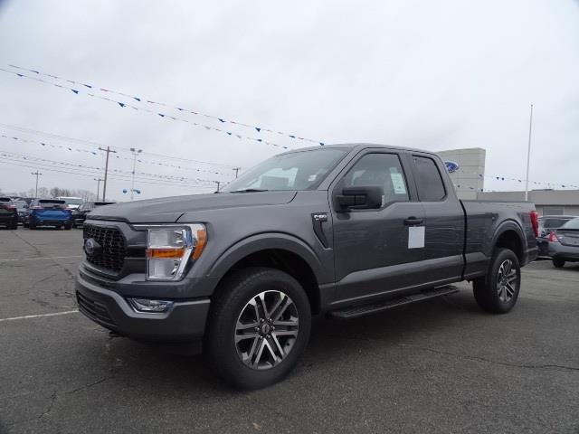 2021 Ford F-150 Super Cab 4x4, Pickup #F1789 - photo 1