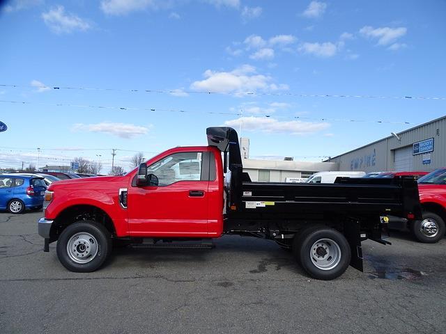 2021 Ford F-350 Regular Cab DRW 4x4, Rugby Dump Body #F1827 - photo 1