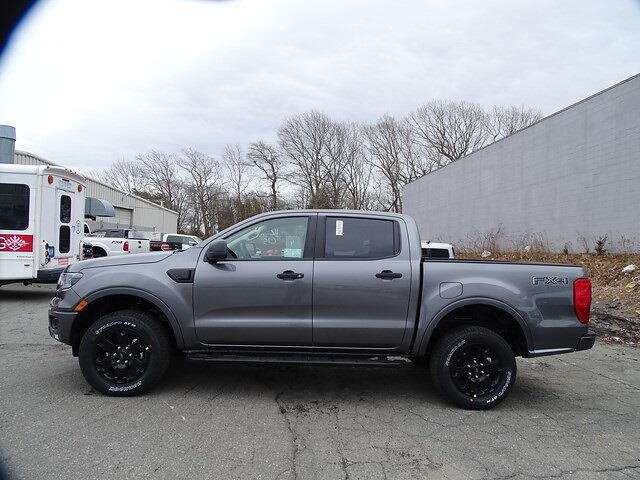 2021 Ford Ranger SuperCrew Cab 4x4, Pickup #F1837 - photo 1