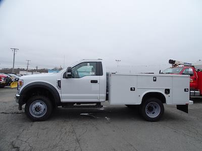 2020 Ford F-550 Regular Cab DRW 4x4, Knapheide Steel Service Body #F1850 - photo 2