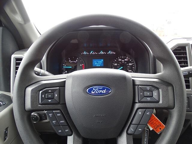 2021 Ford F-350 Regular Cab DRW 4x4, Rugby Eliminator LP Steel Dump Body #F1859 - photo 9