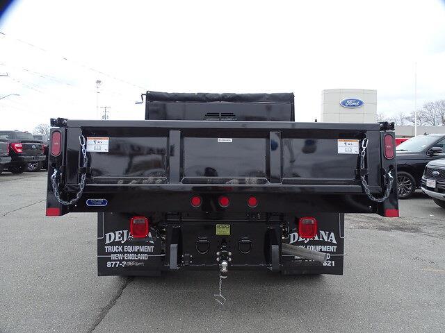 2021 Ford F-350 Regular Cab DRW 4x4, Rugby Eliminator LP Steel Dump Body #F1859 - photo 3