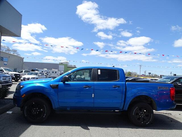 2021 Ford Ranger SuperCrew Cab 4x4, Pickup #F1864 - photo 3