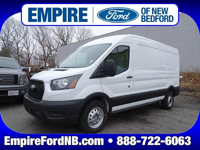 2021 Ford Transit 350 Medium Roof AWD, Empty Cargo Van #F1867 - photo 1