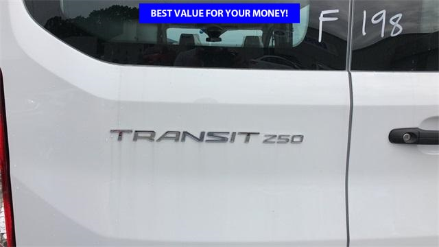 2018 Transit 250 Med Roof 4x2,  Empty Cargo Van #F240 - photo 11