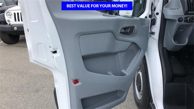 2018 Transit 250 Med Roof 4x2,  Empty Cargo Van #F240 - photo 12