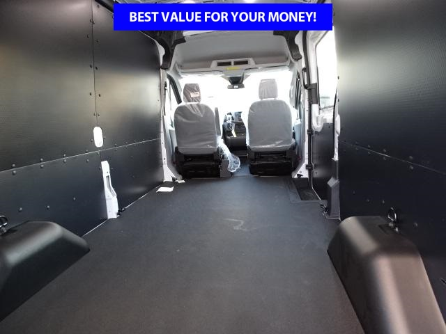 2018 Transit 250 Med Roof 4x2,  Empty Cargo Van #F240 - photo 3