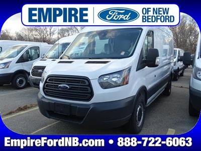 2018 Transit 250 Med Roof 4x2,  Empty Cargo Van #F240 - photo 1