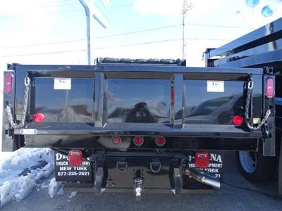 2018 F-550 Regular Cab DRW 4x4, Rugby Eliminator LP Steel Dump Body #F254 - photo 2