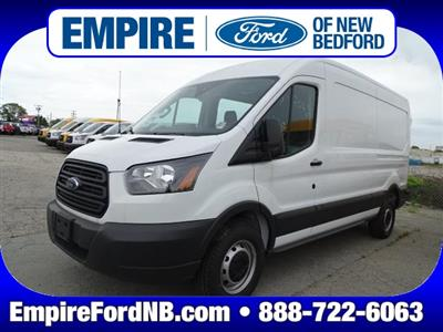 2018 Ford Transit 250 Med Roof 4x2, Empty Cargo Van #F312 - photo 1
