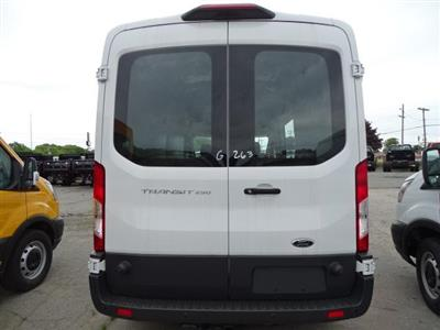 2018 Ford Transit 250 Med Roof 4x2, Empty Cargo Van #F312 - photo 2