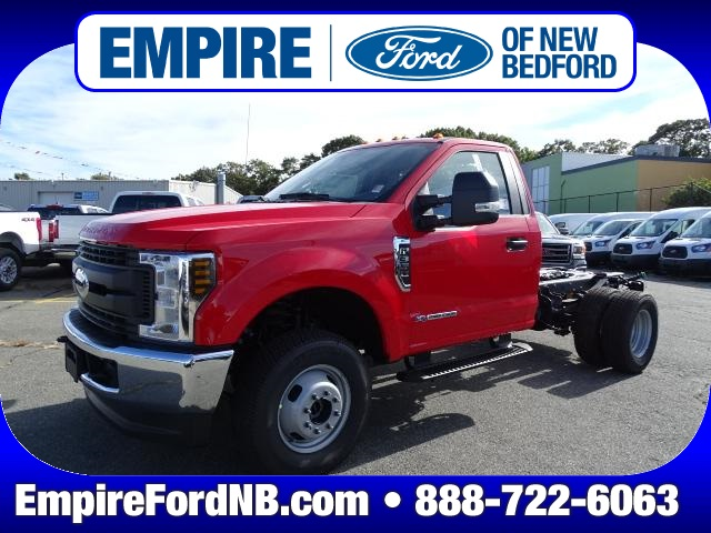 2019 F-350 Regular Cab DRW 4x4,  Cab Chassis #F324 - photo 1