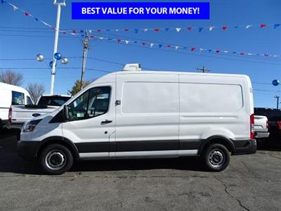 2018 Transit 350 Med Roof 4x2,  ReeferTek Refrigerated Body #F329 - photo 3