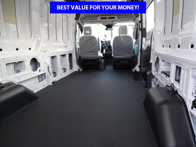 2019 Transit 250 Med Roof 4x2,  Empty Cargo Van #F356 - photo 1