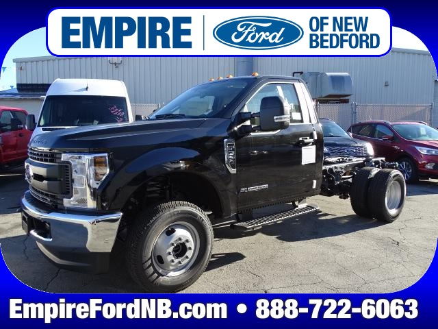 2019 F-350 Regular Cab DRW 4x4,  Cab Chassis #F361 - photo 1