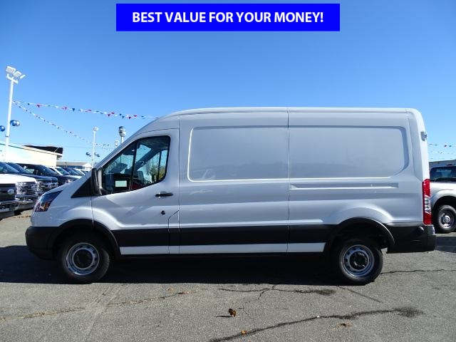 2019 Transit 250 Med Roof 4x2,  Empty Cargo Van #F383 - photo 3