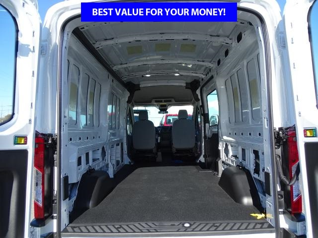 2019 Transit 250 Med Roof 4x2,  Empty Cargo Van #F383 - photo 1