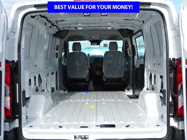 2019 Transit 150 Low Roof 4x2,  Empty Cargo Van #F385 - photo 2