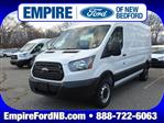 2019 Transit 250 Med Roof 4x2,  Empty Cargo Van #F413 - photo 1