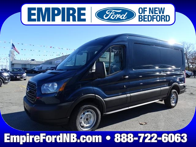 2019 Transit 250 Med Roof 4x2,  Empty Cargo Van #F418 - photo 1