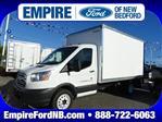 2018 Transit 350 HD DRW 4x2,  Rockport Cutaway Van #F431 - photo 1