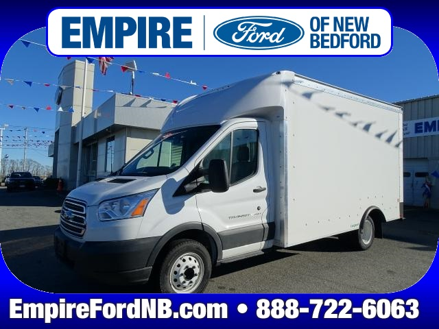 2018 Transit 350 HD DRW 4x2,  Cutaway Van #F492 - photo 1