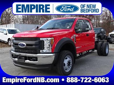 2019 F-550 Super Cab DRW 4x4,  Cab Chassis #F508 - photo 1