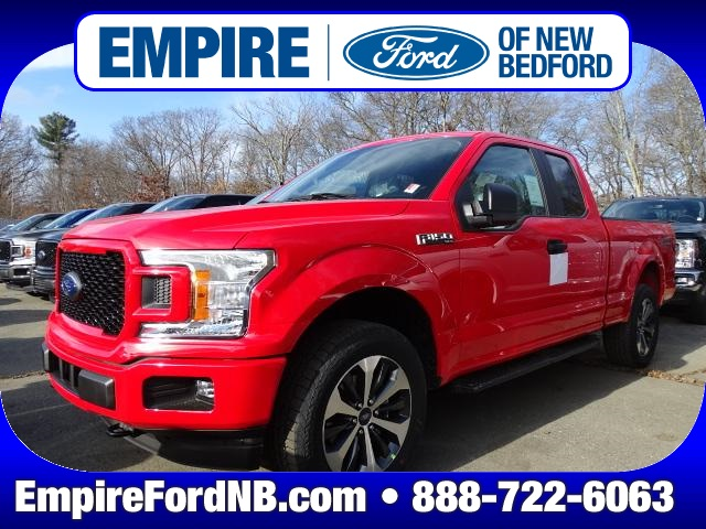 2019 F-150 Super Cab 4x4,  Pickup #F529 - photo 1