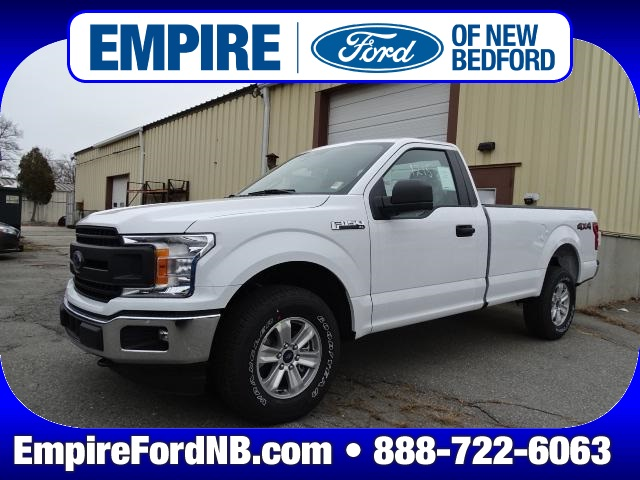 2019 F-150 Regular Cab 4x4,  Pickup #F535 - photo 1