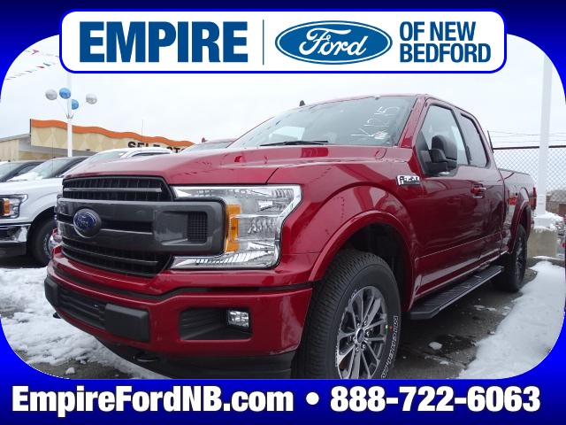 2019 F-150 Super Cab 4x4,  Pickup #F539 - photo 1