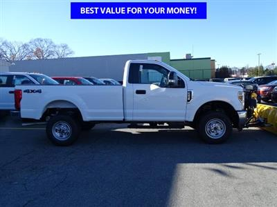 2019 F-250 Regular Cab 4x4,  Fisher Snowplow Pickup #F548 - photo 6