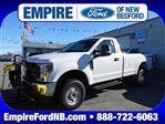 2019 F-250 Regular Cab 4x4,  Fisher Snowplow Pickup #F548 - photo 1