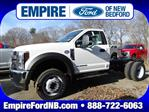 2019 F-550 Regular Cab DRW 4x4,  Cab Chassis #F590 - photo 1