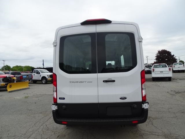 2019 Transit 250 Med Roof 4x2,  Empty Cargo Van #F596 - photo 1