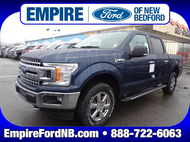 2019 F-150 SuperCrew Cab 4x4,  Pickup #F607 - photo 1
