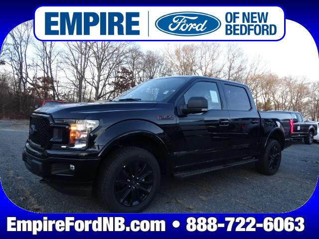 2019 F-150 SuperCrew Cab 4x4,  Pickup #F612 - photo 1