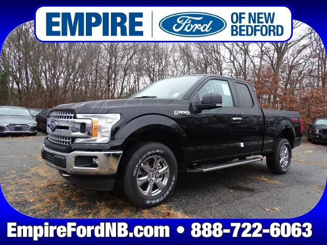 2019 F-150 Super Cab 4x4,  Pickup #F645 - photo 1