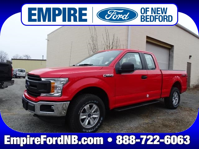 2019 F-150 Super Cab 4x4,  Pickup #F683 - photo 1