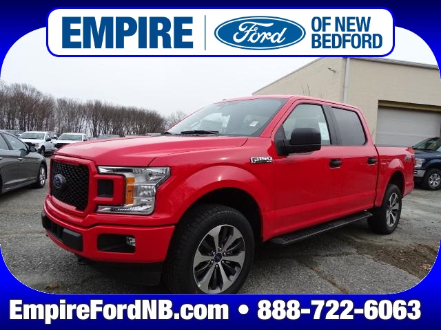 2019 F-150 SuperCrew Cab 4x4,  Pickup #F704 - photo 1