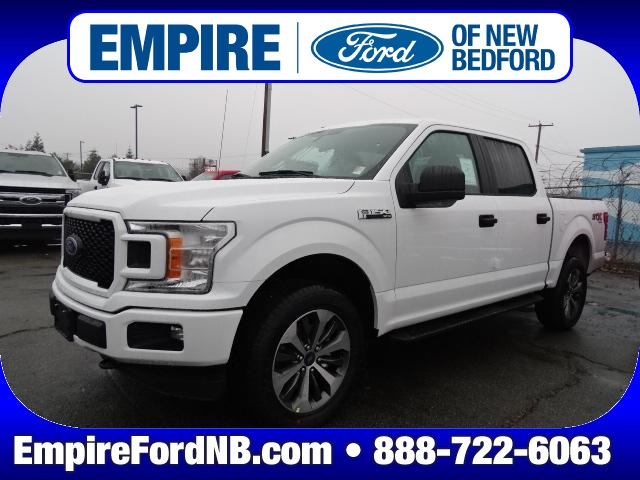 2019 F-150 SuperCrew Cab 4x4,  Pickup #F712 - photo 1