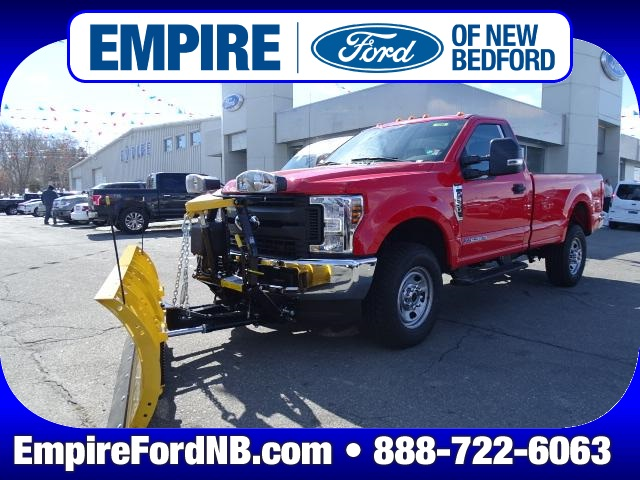 2019 F-350 Regular Cab 4x4,  Fisher Pickup #F755 - photo 1
