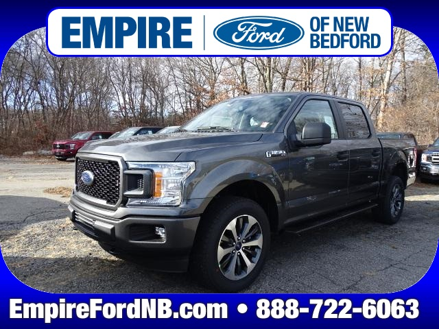 2019 F-150 SuperCrew Cab 4x4,  Pickup #F758 - photo 1