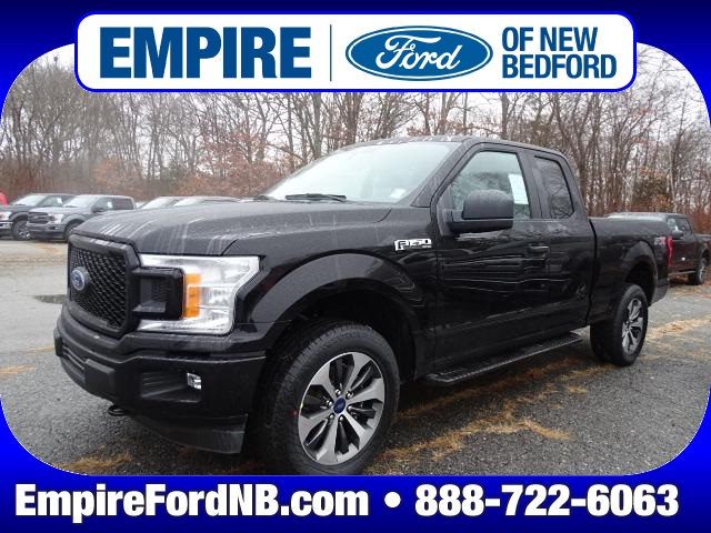 2019 F-150 Super Cab 4x4,  Pickup #F805 - photo 1