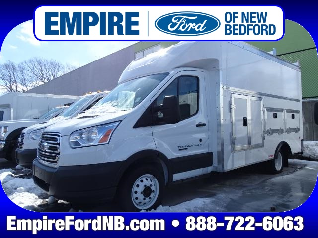 2018 Transit 350 HD DRW 4x2,  Rockport Service Utility Van #F826 - photo 1
