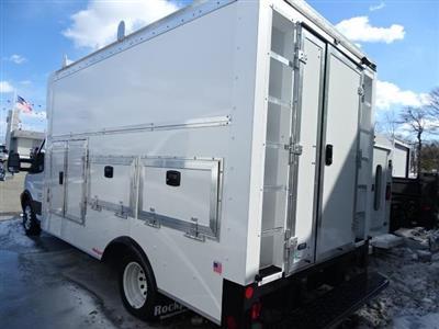 2018 Transit 350 HD DRW 4x2,  Rockport Workport Service Utility Van #F826 - photo 2